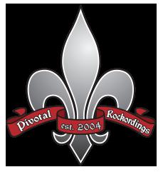 Pivotal Rockordings Logo